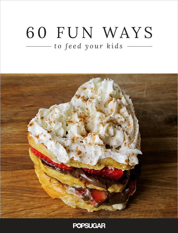 60 fun ways to feed your kids - Fun Pictures For Kids