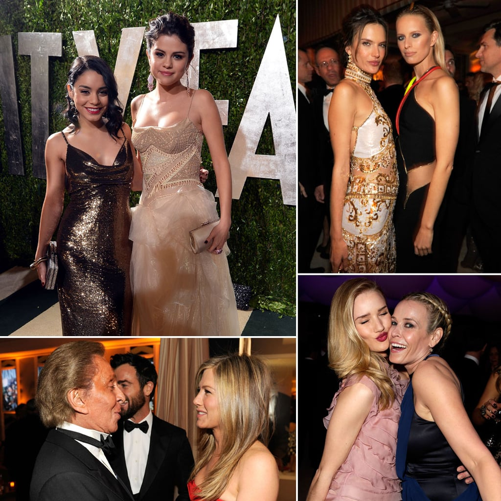 Best Friend Pictures at 2013 Vanity Fair Oscars Party