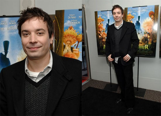 Jimmy Fallon is Invisible