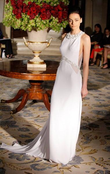 New York Bridal Market: Douglas Hannant Bride Spring 2010