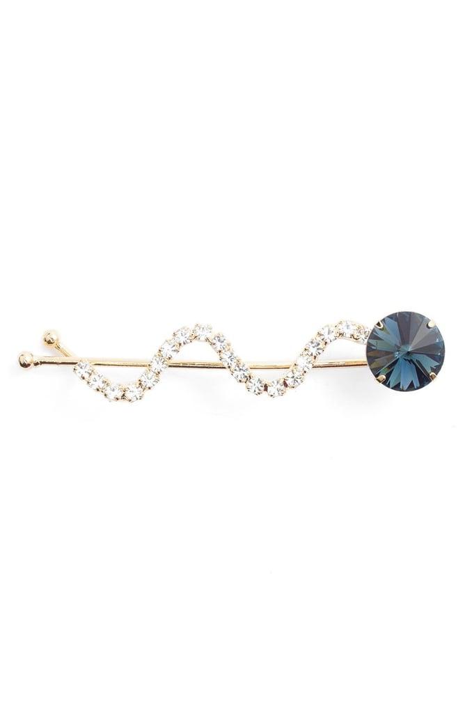 Ficcare Swarovski Crystal Hairpin ($24)