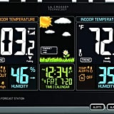 Wireless Atomic Digital Color Forecast Station With Alerts