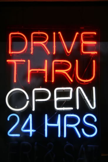 When You Eat Fast Food, Do You Hit Up the Drive-Thru?