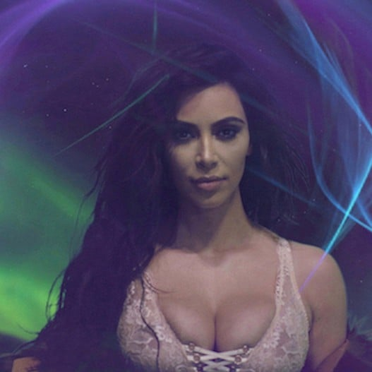 Kim Kardashian Love Advent Video 2016