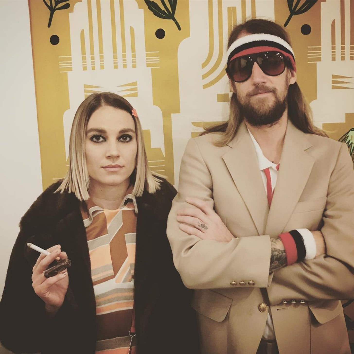 sc 1 st  Popsugar & Cheap Couples Costumes   POPSUGAR Smart Living
