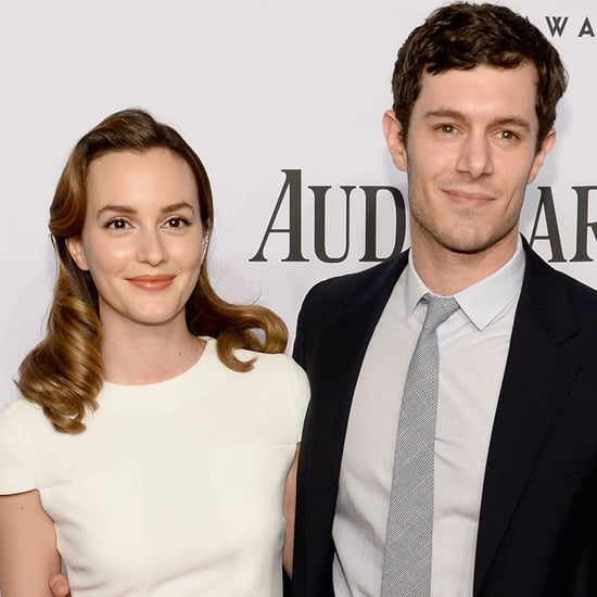 Leighton Meester and Adam Brody's Baby