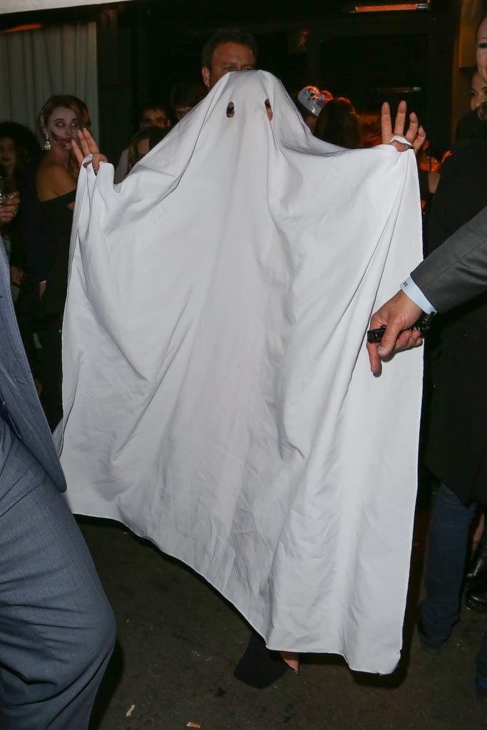 Lady Gaga\'s Halloween Costume 2014 | Photos | POPSUGAR Celebrity