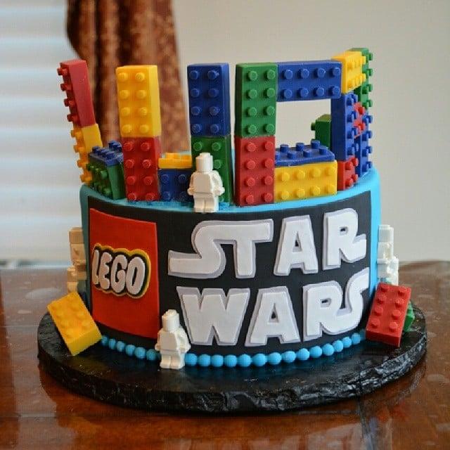 Lego Luke Birthday Cakes For Boys POPSUGAR Moms Photo 55
