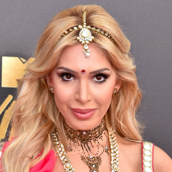Farrah Abraham Hair Makeup | 2017 MTV Movie and TV Awards