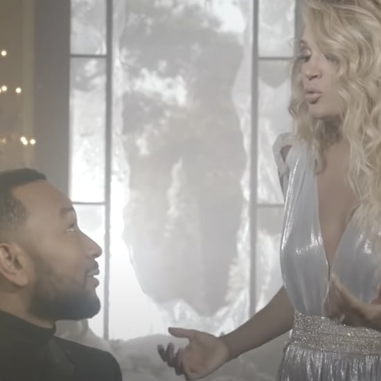 "Watch Carrie Underwood and John Legend's ""Hallelujah"" Video"