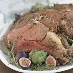 Sunday Dinner: Standing Rib Roast