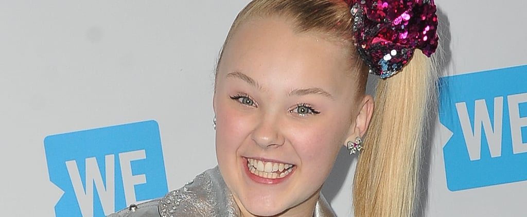 Jojo Siwa Debuted Her New Dark Brown Hair Colour on TikTok