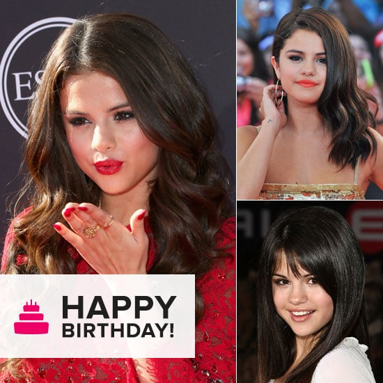 Happy Birthday Selena Gomez! See Her Beauty Evolution