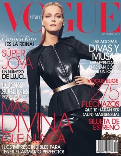 Vogue Mexico September 2012