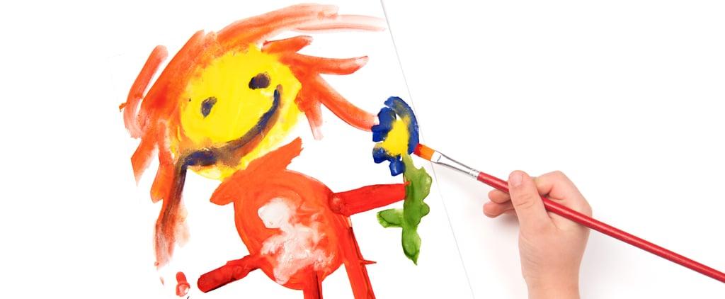 Unique Ways to Transform Your Child's Art