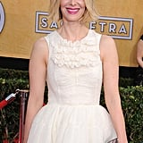 American Horror Story's Sarah Paulson joined Carol, as Cate Blanchett's ex-lover. Rooney Mara is also starring.