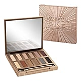 """This year, I will be gifting Naked Ultimate Basics because it's the perfect collection of wearable matte neutral shades that aren't too intimidating for your makeup novice friend. She can easily try new looks without feeling overwhelmed whether she's going to the office, or going out.""   Urban Decay Naked Ultimate Basics Eyeshadow Palette  ($54)"