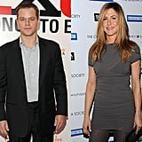 Damon vs. Aniston