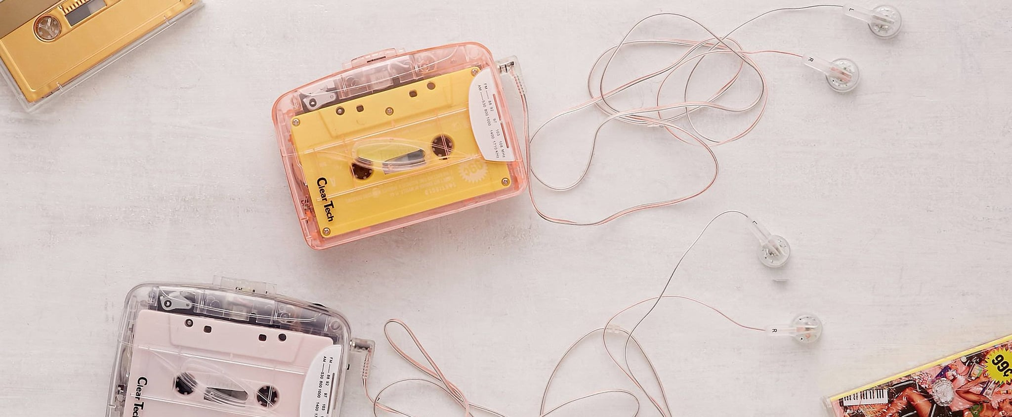 Retro Music and Tech at Urban Outfitters