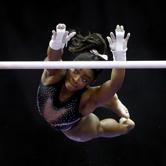Simone Biles Breaks Records Without Realizing It
