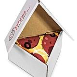 Pizza Socks Box