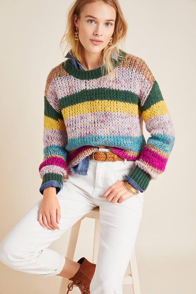 Dawson Striped Sweater