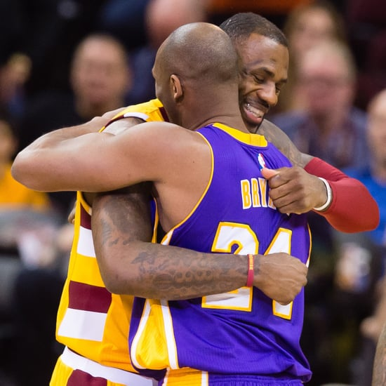 LeBron James Gets New Tattoo Honoring Kobe Bryant