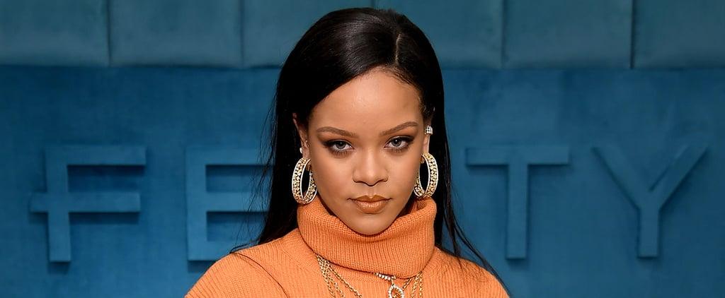Rihanna Is Launching a Fenty Beauty Fragrance