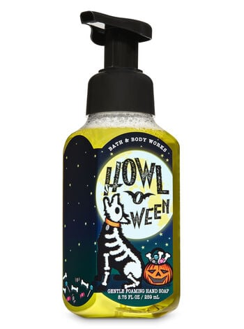 Howl-o-Ween Gentle Foaming Hand Soap
