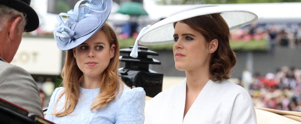 Princess Eugenie's White Dress at Royal Ascot 2018