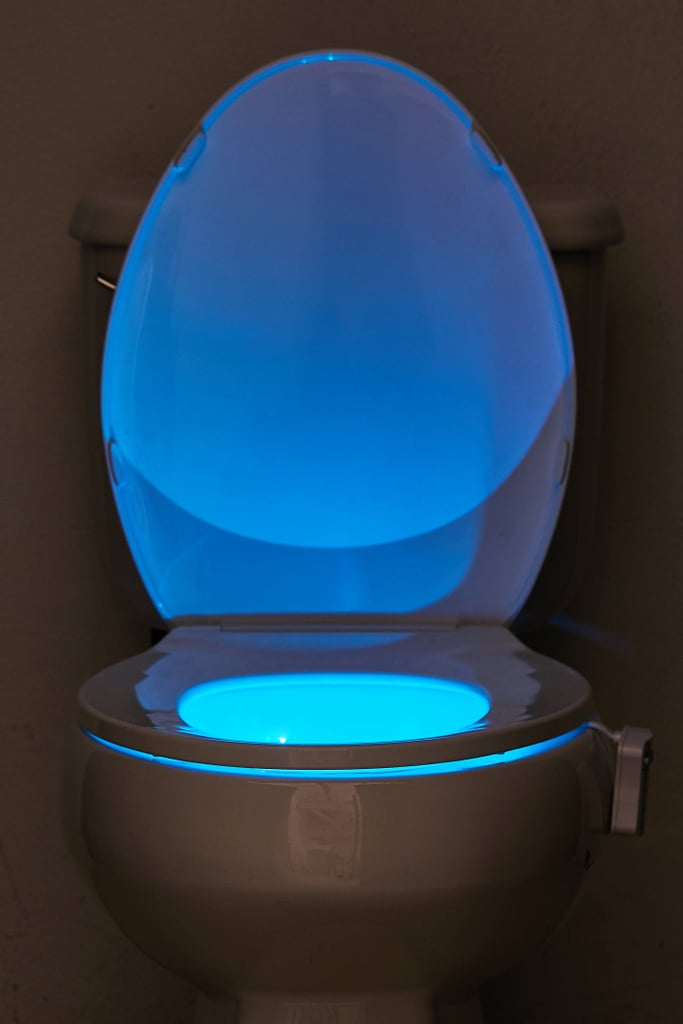 Brilliant Ideas LED Toilet Night Light