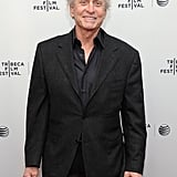 Michael Douglas participated in a panel for Supermensch: The Legend of Shep Gordon.