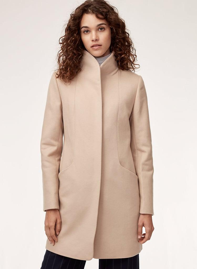 Meghan's Exact Aritzia Coat