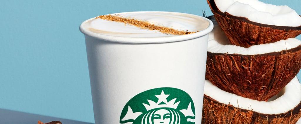 Starbucks Added 2 New Nondairy Drinks to Its Permanent Menu