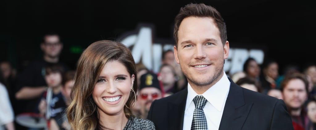كريس برات وكاثرين شوارتزينيغر يرزقان بطفلهما الأول
