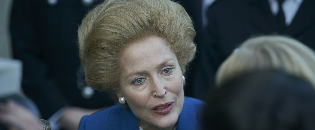 Margaret Thatcher Hairstyle Details in The Crown Season 4