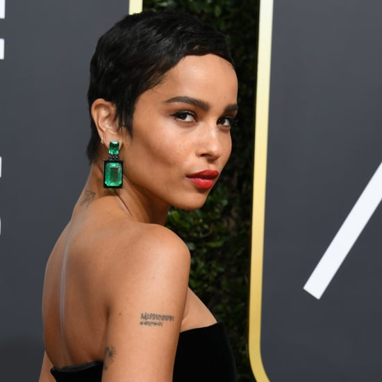 Golden Globes Jewelry and Accessories 2018