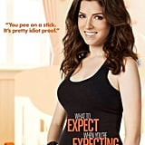 Anna Kendrick's character wearing a black tank and jeans.  6895826