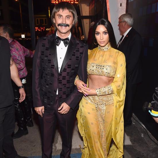 Kim Kardashian Cher Costume Style 2017