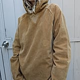 Drew House Chaz Corduroy Pullover Hoodie in Camel ($128)