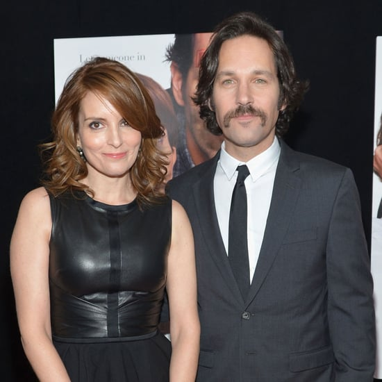 Tina Fey and Paul Rudd at Admission NYC Premiere