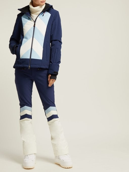 4f1c7f33e528c Perfect Moment Tignes Quilted Jacket and Aurora Flare II Ski Trousers
