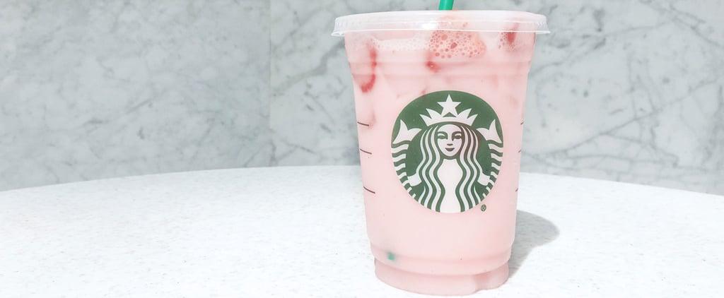 I Tried the Starbucks Drink That Tastes Just Like Pink Starbursts