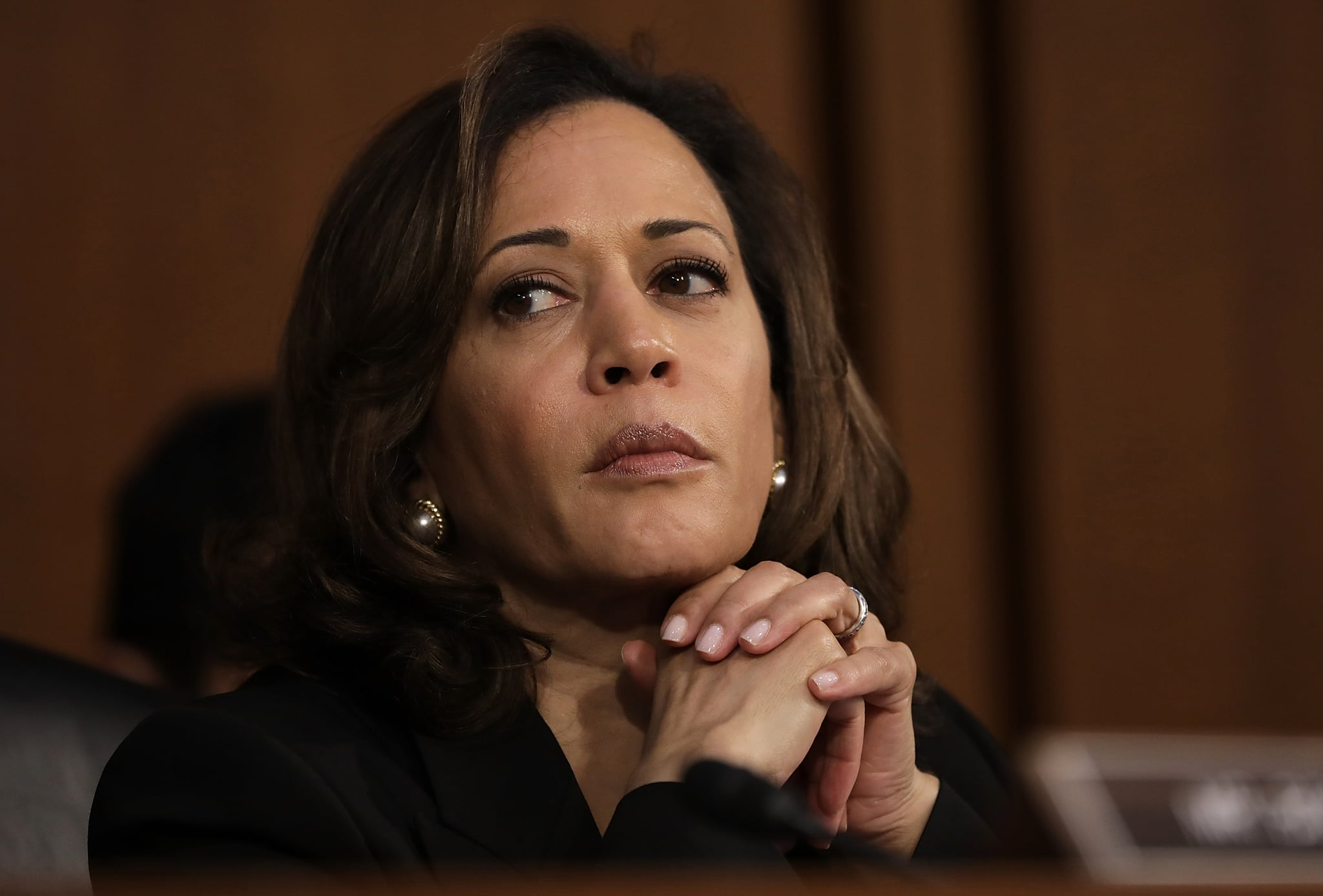 How a Single Question From Sen. Kamala Harris Revealed the Real Brett Kavanaugh