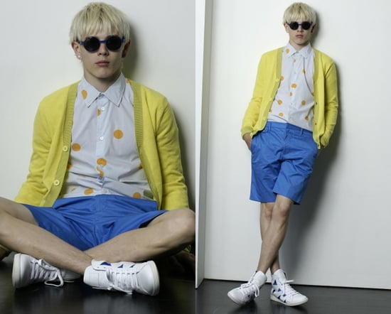 Luke Worrell for Marc by Marc Jacobs Resort