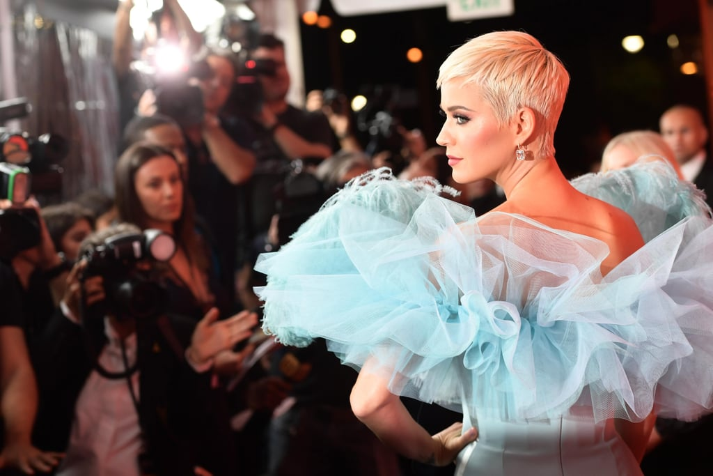 Katy Perry Quotes on Cutting Her Hair in Paper Magazine 2019