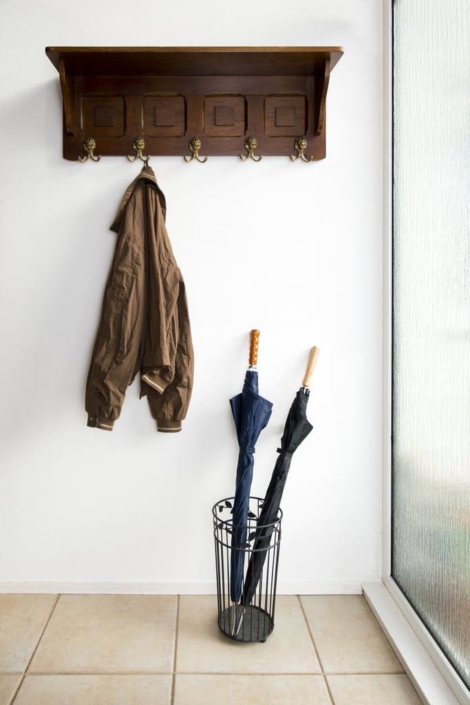 Make Space in Your Entryway