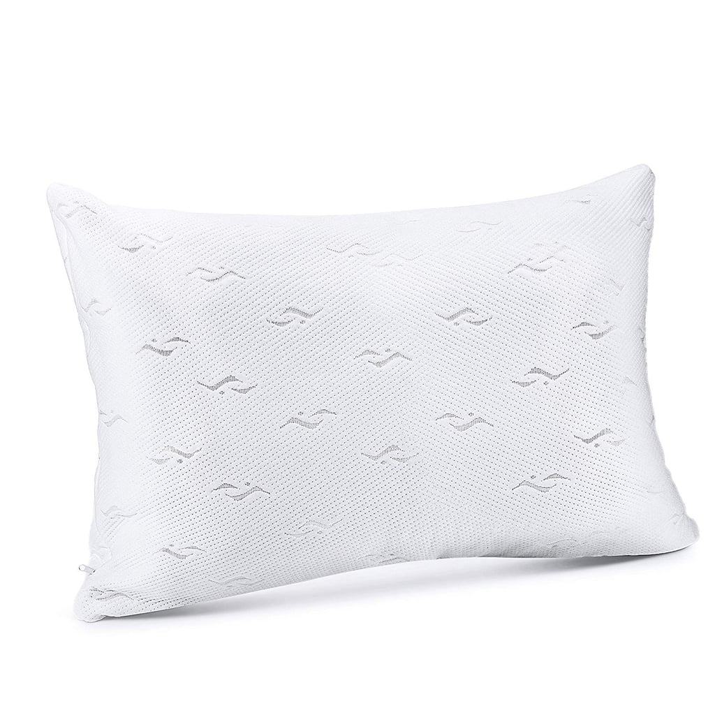 Shredded Memory Foam Pillow by