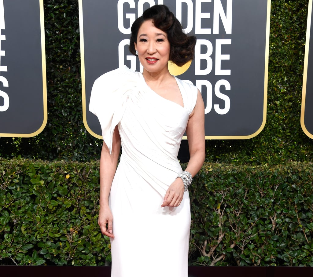 Golden Globes Red Carpet Dresses 2019 | POPSUGAR Fashion ...