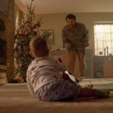 French Bouygues Holiday Commercial Shows Father-Son Bond